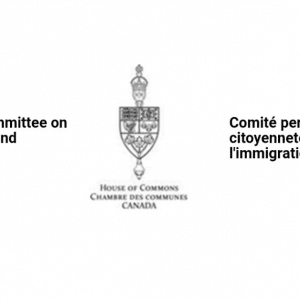 Jatin Shory's Opening Statement- House of Commons Standing Committee 2020 CIMM Meeting No. 5
