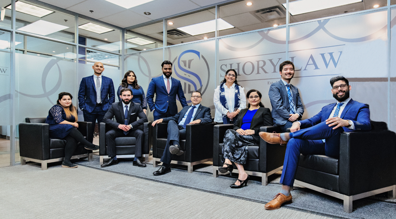 Shory Law About Us - Shory Law - Calgary