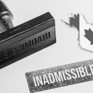 Inadmissible to Canada for Misrepresentation and appealing this decision